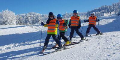 ski-beginners